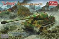 """Amusing Hobby 35A005 1/35 PANZERKAMPFWAGEN VII """"LOWE"""""""