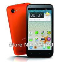 "Free SG post Amoi N821 android phone 4.5"" IPS Screen Dual core 8.0MP Camera WCDMA Bluetooth GPS Bluetooth Russian suport"