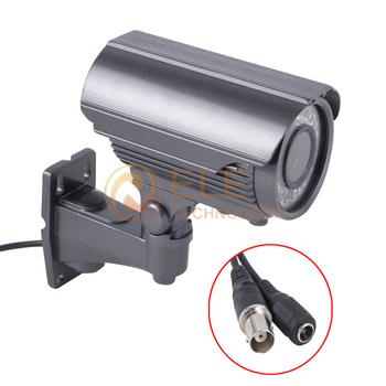 """1/3"""" Sony Effio CCD 700tvl varifocal ir bullet camera 4-9 mm varifocal lens ir camera"""