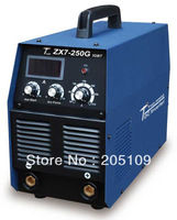 DC Inverter welding machine STICK ARC250 (ZX7-250) IGBT welder 3-phase ZX7-250G IGBT welding equipment,  Wholesale & retail