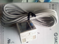 JAPAN SMC ZSE30AF-01-N-L high precision digital vacuum pressure switch NPN -101.3~100.0KPa M5
