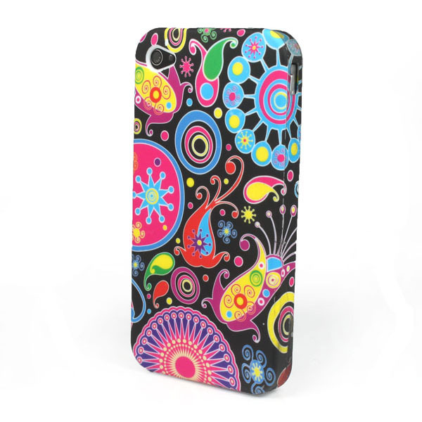 TPU GEL Silicone Soft Back Case Cover Skin For Apple iphone 4 4G 4S AT&T Verizon Free shipping & wholesale(China (Mainland))