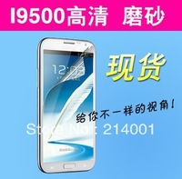 Free shipping Galaxy S IV clear Screen Protector For Samsung Galaxy S4 i9500, Without Retail Package +50pcs/lot