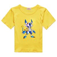 Seelbach children's clothing pattern male child summer short-sleeve T-shirt child summer short-sleeve 2013