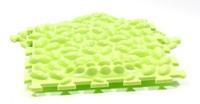 big promotion puzzle massage mats sole massage (4 pcs) free shipping HeHuanM005