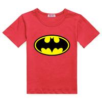 Children's clothing large male child short-sleeve t-shirt summer short-sleeve personalized 100% cotton