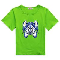 Seelbach children's clothing child summer short-sleeve T-shirt fairy pattern baby summer short-sleeve