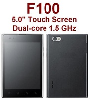 "Original Unlock Android Smartphone F100 5.0""Touch Screen Dual-core 1.5 GHz 8.0MP Camera Support A-GPS 2G 3G 4G Network"
