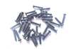 F05083 100pcs/lot M2 Screw bolts 2*10 For N20 Gear motor mount Robot Car Chassis(China (Mainland))