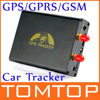 Vehicle Car GPS GSM GPRS Tracker 106A with Alarm SD Card Slot Anti-theft/Car alarm system free shipping dropshipping Wholesale
