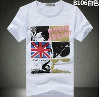 Free shipping new summer 2013 mans  fashion T-shirt, ,summer t shirts for mans T-shirt, 1 pce wholesale,TB-040