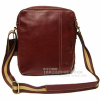 Spring and summer man bag first layer of cowhide personality shoulder bag messenger bag genuine leather handmade bag