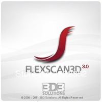 The 3D3 Solutions FlexScan3D 3.1.7.77 English 32 +64 bit version of the full-featured