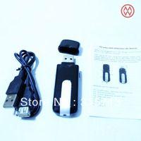 Mini U8 DV USB DISK DVR Camera Motion Detection Cam HD U disk Camcorder,free shipping