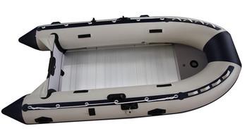 2013 inflatable boat fishing boat sandtroopers boat rubber boat aluminum floor