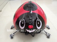 Free shipping 50pcs/lot mix colors walking pet balloon helium balloon ladybug balloon