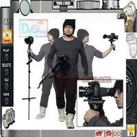 Express-Free Professional Handheld Stabilizer Stabiliser Camera Steadicam Support System Rig Bracket For DSLR Movie Film Shoot