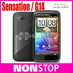 G14 Original HTC Sensation Z710e G14 Android 3G 8MP GPS WIFI 4.3&#39;&#39;TouchScreen Unlocked Mobile Phone Free Shipping(China (Mainland))
