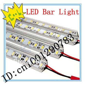Wholesale 10pcs/lot 5050 SMD 100cm 72 LEDs white,warm white non-waterproof led tube,LED rigid strip, CPAM Free shipping