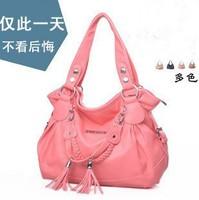 Free shipping 2013 women's handbag women's shoulder bag casual handbag women's handbag