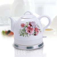 Ceramic electric heating kettle electric teapot electric kettle tea set automatic kettle tea set