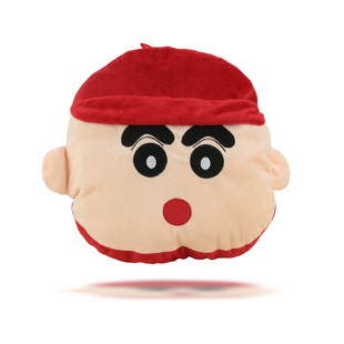 Kaozhen cartoon plush toy hand warmer birthday gift