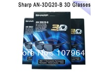 Genuine  Glasses for  Sh arp AN-3DG20-B Rechargeable Active 3D Glasses for LC-40LE835U HD T TVs