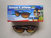 Free Shipping  HD View Sunglasses Smart View Sunglass Day Vision Len Smart View Elite High-definition lens as seen on tv