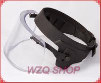 Free shipping!! NIJ IIIA ballistic mask/bullet proof mask