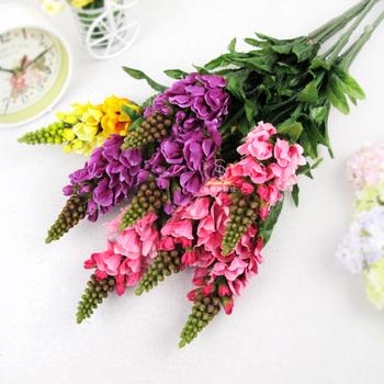 Lavender flower long decoration artificial flower artificial flower plastic flower