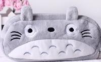 6PCS My Neighbour Totoro Plush Pen Pencil BAG Pouch Case Packs ; Pendant Cosmetic & Beauty Pouch Bag Case Coin Purse Wallet BAG