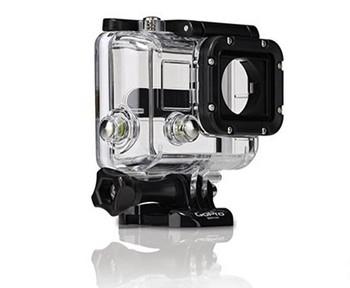 Free shipping OEM Gopro camera type gopro hd hero 1/2 camera type waterproof case with side opening