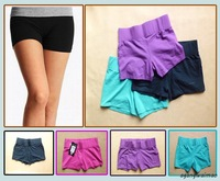 Women's single-shorts yoga pants sports shorts women's fashion shorts casual sports running pants trousers for lady's