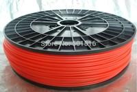 Free 3D printer filament PLA,3mm/1kg Transparent  for MakerBot/RepRap/UP,environmental-friendly!