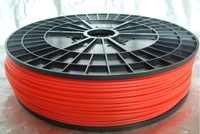 Free 3D printer filament PLA,3mm Transparent  for MakerBot/RepRap/UP,environmental-friendly!
