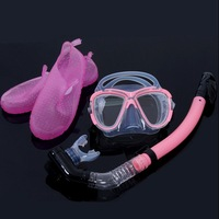 Submersible mirror full dry breathing tube snorkel triratna submersible mirror myopia triratna set