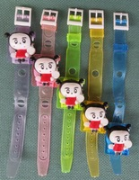 Child digital watch cartoon table student table multicolour table 12