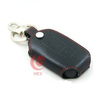 freeshipping kia SPORTAGE Head layer calf leather Key chain Key Rings car accessories for cruze
