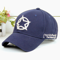 2013 Hat female summer cap women's male outdoor sun-shading baseball cap  free shipping