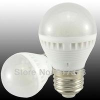 1.2W  led bulb lamp light bulbs bubble ball bulb Scrub warm white led e27 b22  bulb leds energy saving Spot light lamp 47x82mm