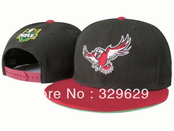 Cheap Snapback caps Australian Rules football hat eagle black Adjustable sports caps accept mix order