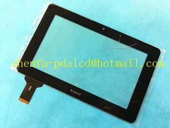 Original new 7'' Capacitive Ainol Novo7 Novo 7 Advanced 2 ii Tablet PC  code:7004 touch screen digitizer
