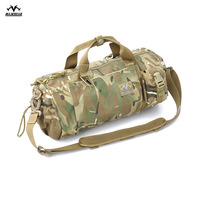 Maxgear cylinder bag one shoulder handbag outside sport casual travel bag