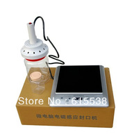 Intelligent Protable Handheld Induction Sealer,Aluminium Foil Sealing Machine,Sealing Diameter 15-130mm