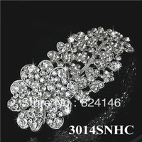 2013 New style fashion leaf wedding Hairpins beautiful hair  jewelry retail / wholesale