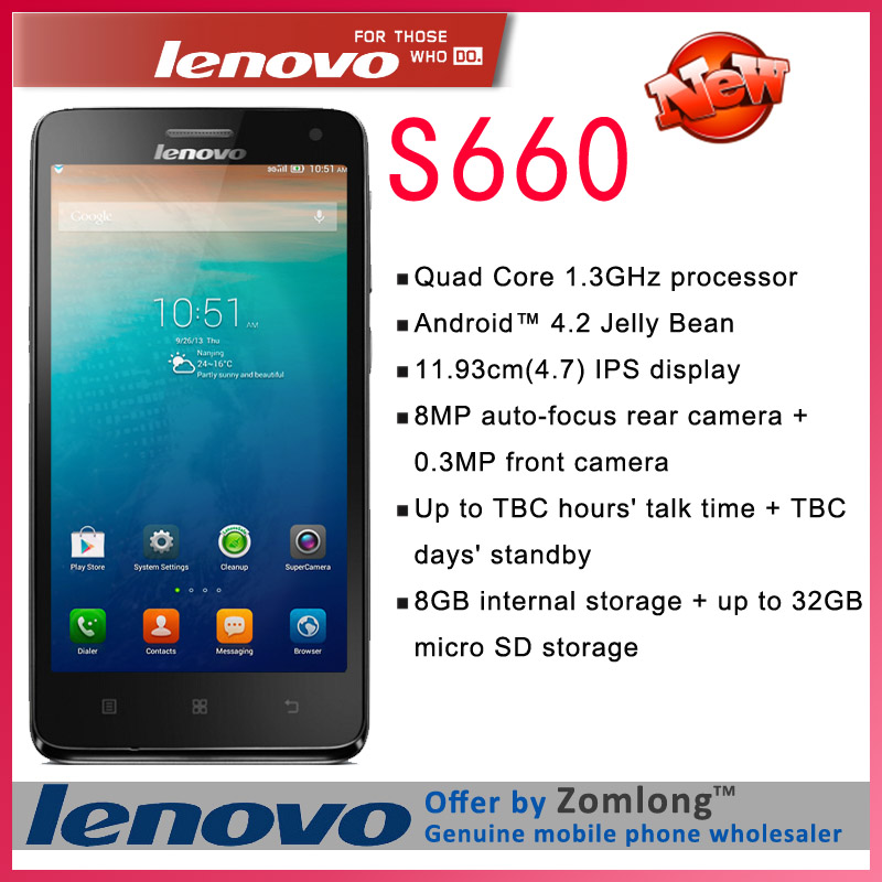 Original Lenovo S720i Android 4.1 Dual sim card Dual CPU 1.2GHz Root Google play WCDMA GSM mobile cell Phone smartphone(China (Mainland))