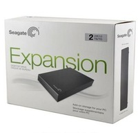 Seagate  Storage Capacity: 2TB  Interface Type: USB 3.0