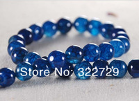 Free Shipping,4 mm Natural Semi-precious stones Loose Beads,Blue Dragon Agate Round beads,Fit For DIY Bracelet,282 pcs/lot