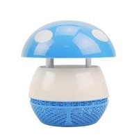 The fourth generation of inhaled environmental mosquito killer/mosquito traps/Catcher Trap 100% Brand New(BLUE COLOR)