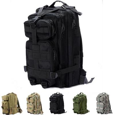 Outdoor Sport Camping Hiking Trekking Bag Military Tactical Rucksacks Backpack(China (Mainland))